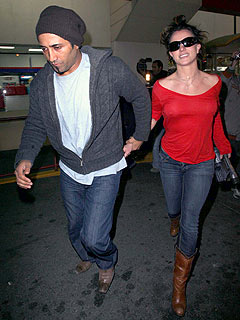 Britney Pap-Happy with Her New Guy