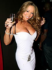 Mariah Carey & Nick Cannon's Night Out in Vegas