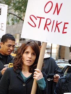 Writers May Enter Talks to End Strike