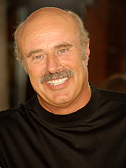 Dr. Phil to Be a First-Time Granddad