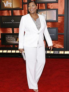 Queen Latifah Wants to Set a Healthy Example