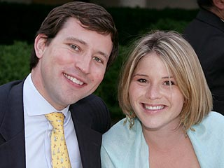 Jenna Bush Planning May 10 Wedding