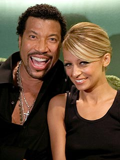 Lionel Richie Can't Wait to Walk Nicole Down the Aisle