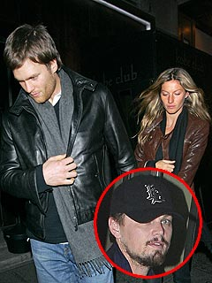 Awkward Alert: Gisele & Tom Party Next to Her Ex