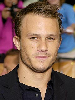 Private Memorial for Heath Ledger Held in L.A.