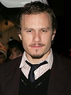 Heath Ledger's Rep Calls Death 'Accident'