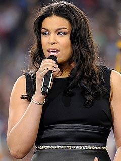 Jordin Sparks's Super Bowl Gig a Family Affair