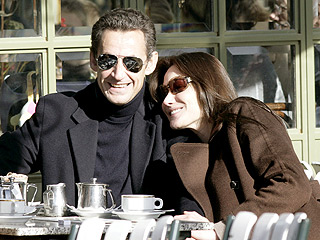 Carla Bruni's Mom on Sarkozy Wedding: 'It Was Very Moving'