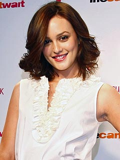 Leighton Meester: Trying Her Hand at Rap?