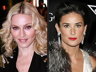 Madonna, Demi Moore Throwing Exclusive Oscar Bash