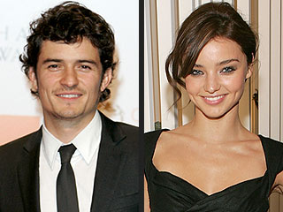 Orlando Bloom Is a 'Sweetheart' Says Model Miranda Kerr
