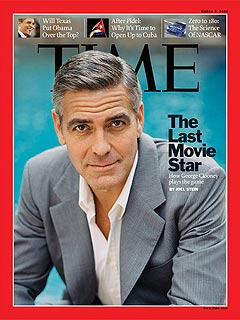 George Clooney: I'm the Hillary Clinton of the Oscars