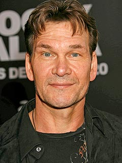 Patrick Swayze Calls Cancer Fight 'A Battle Zone'