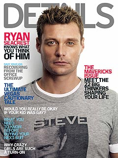 Ryan Seacrest Crowned King of All Media by Details