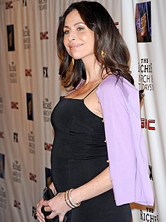 Minnie Driver: Pregnancy Will Be 'Fat and Happy'