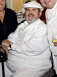 Chef Paul Prudhomme Grazed By Bullet