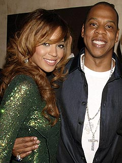 Jay-Z and Beyoncé: Acting Like Newlyweds