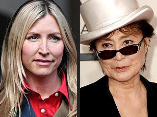 Yoko Ono Advises Heather Mills: 'Try to Survive'