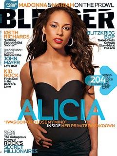 Alicia Keys Discovering Her 'Sexual Side'