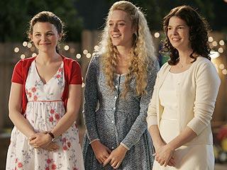 Ginnifer Goodwin: Big Love Is 'Sugar-Coated' Polygamy