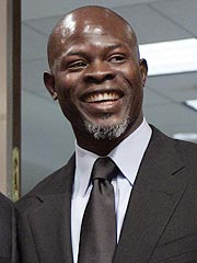 Djimon Hounsou On His Homeless Past: A 'Meager Existence'