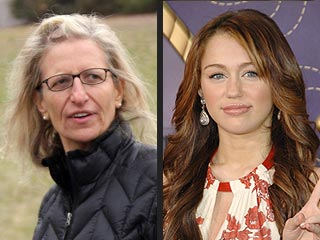 Annie Leibovitz Sorry Miley Portrait Was 'Misinterpreted'