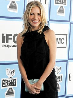 Sienna Miller Talks Babies (She Wants Them!) During Sis's Shower