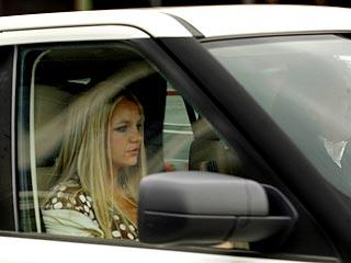 Britney Spears & Kevin Federline's Hearing Begins