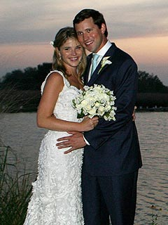 Jenna Bush & Henry Hager Wed in Texas