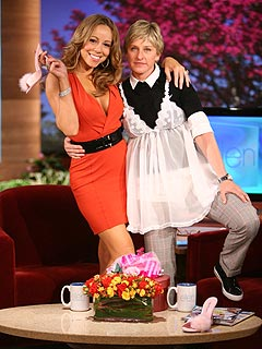 Mariah Tells Ellen She'll Have Another Wedding