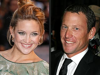Kate Hudson and Lance Armstrong's Weekend in Austin