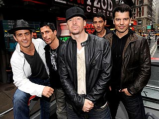 Donnie Wahlberg: Fans Are 'Best Part' of New Kids Reunion