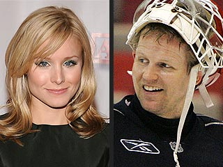 Kristen Bell: Give Me a Hockey Player Over Brad Pitt
