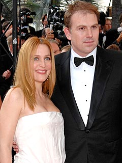 X-Files Star Gillian Anderson Is Pregnant
