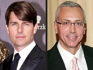 Tom Cruise and Dr. Drew Launch War of the Words