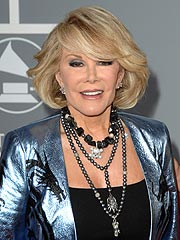 Joan Rivers: 'I'm So (Bleep)-ing Sorry' for Swearing on Live TV