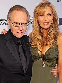 Report: Larry King's Wife Checks into Rehab