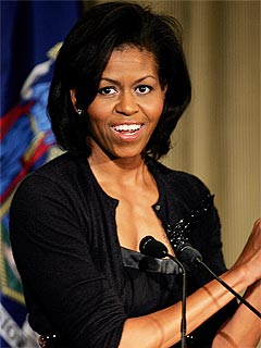 Michelle Obama Speaks in Support of Gay Rights
