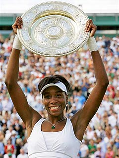 Venus Williams Prepares to Defend Her Wimbledon Crown