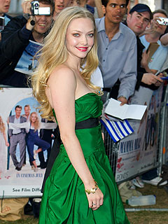 Amanda Seyfried Gushes Over Her 'Studly' Mamma Mia! Costars