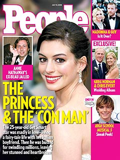 Anne Hathaway's Ex: From Keeper to 'Con Man'?