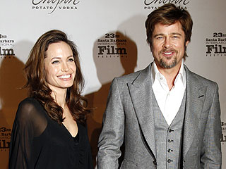 Jolie's Doctor: Brad Was 'Very Emotional' at Birth