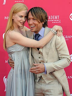 Nicole Kidman and Keith Urban Welcome a Baby Girl