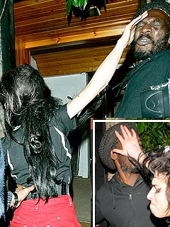 Amy Winehouse Allegedly Attacks Her Own Bodyguard