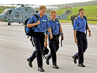 Prince William to Begin Special Forces Training