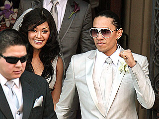 Taboo of the Black Eyed Peas Weds