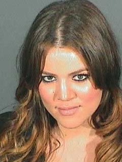 Khloe Kardashian Enters – and Leaves – Jail
