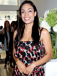 Rosario Dawson Offers Tips on Romance