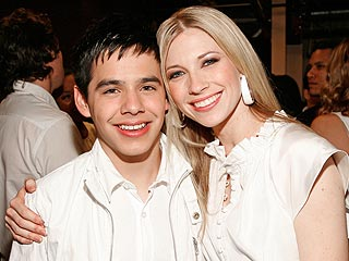 Brooke White Hates David Archuleta? LOL