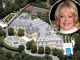 Candy Spelling's Home on the Market for $150 Million